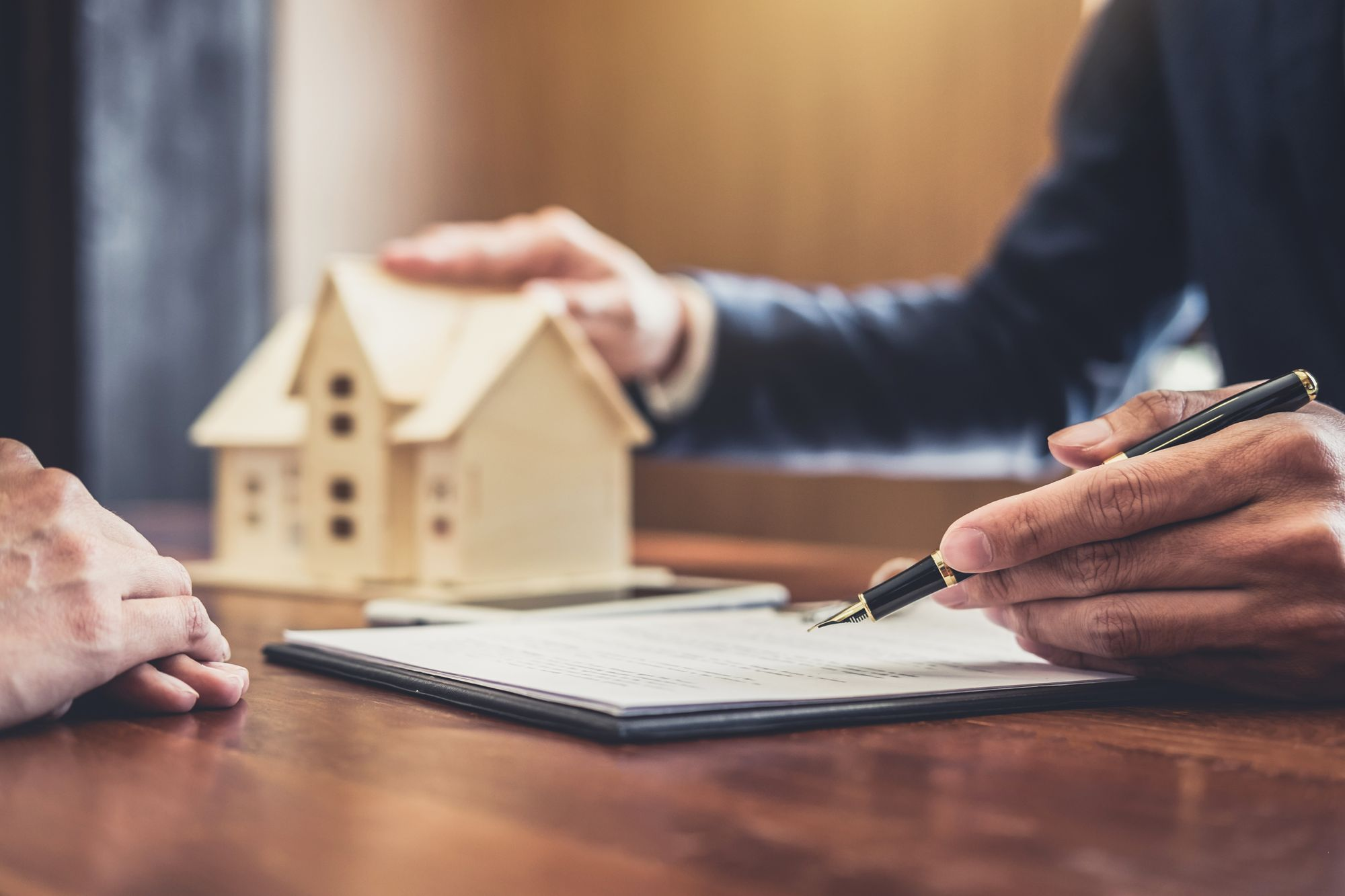 Include Your Mortgage Pre-approval Letter