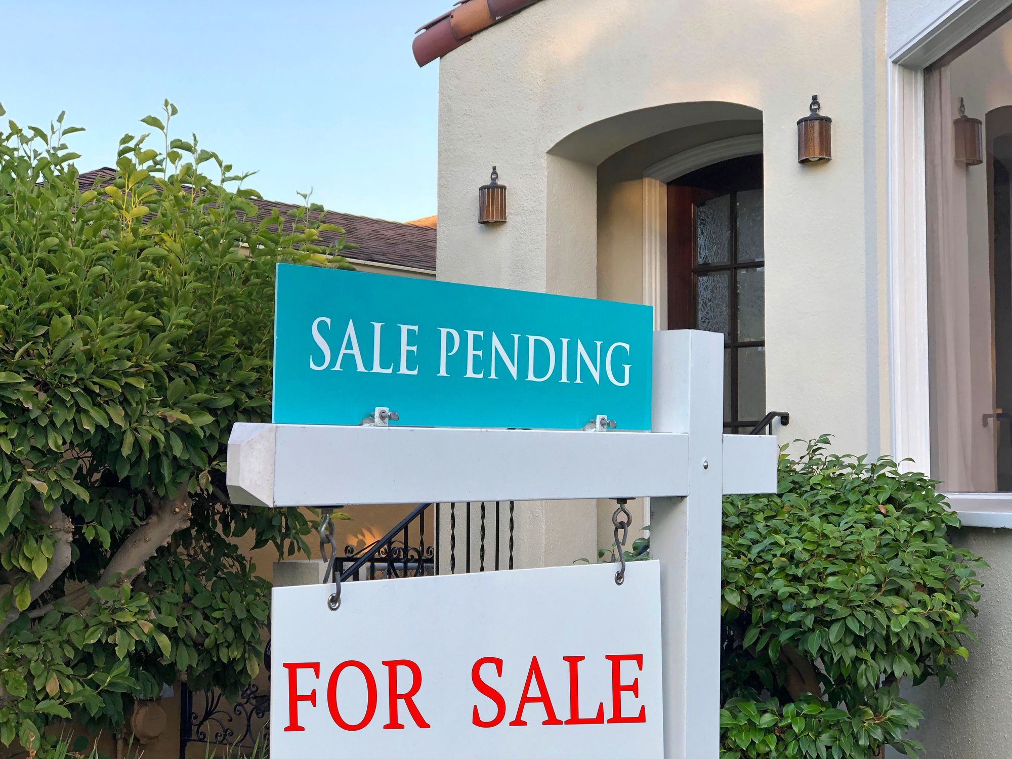 Avoid actions that can impact your closing