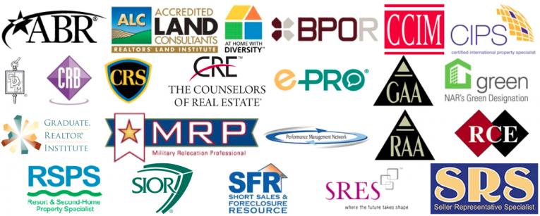 realtor certifications